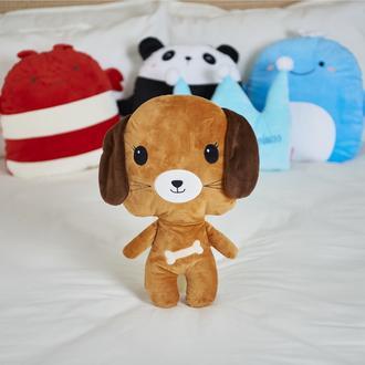 Selay Toys Doggy Figürlü Yastık