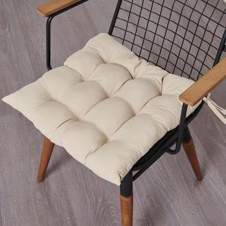 Nuvomon Micro Sandalye Minderi - Bej - 50x50 cm