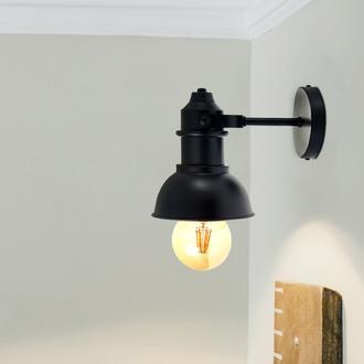 Safir Light ME 302 Aplik - Siyah