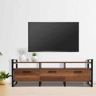 Just Home Astro Tv Ünitesi - Barok Ceviz