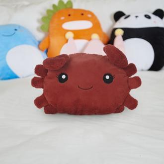 Selay Toys Crab Figürlü Yastık