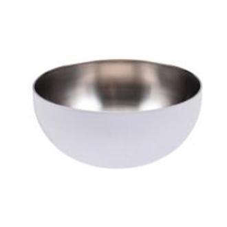 Excellent Houseware Çelik Kase - Beyaz/750 ml