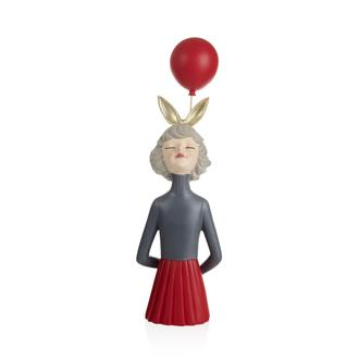 MiniMinti Red Balloon Tasarım Biblo