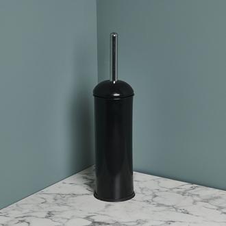 Dibanyo 555101BR-S Bon Klozet Fırçası - Siyah