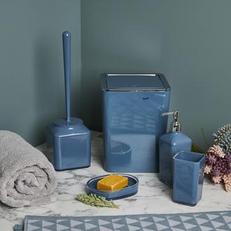 Perotti Lungo2 5'li Banyo Aksesuarı -Mavi