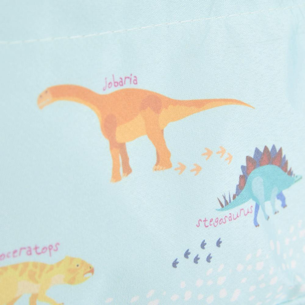 Ocean Home Unicorn Baskılı Mavi Çocuk Odası Sepeti - 24x17x14 cm