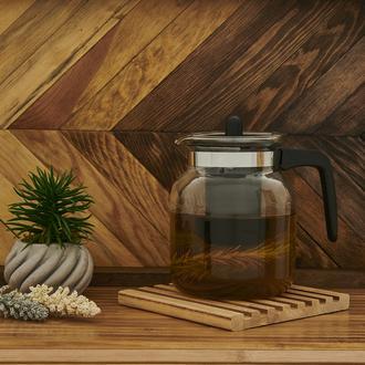 Excellent Houseware Cam Çaydanlık - 1500 ml