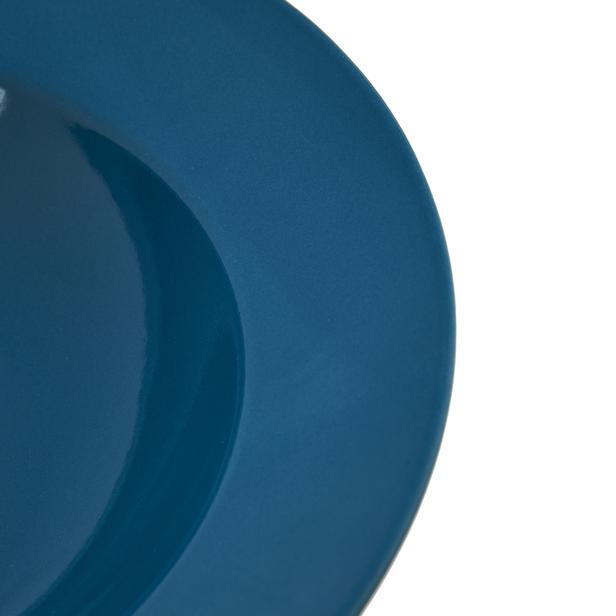 Keramika Delta Makarna Tabağı - Asorti/26 cm