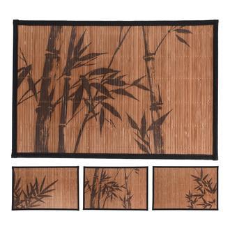 Excellent Houseware Bambu Amerikan Servis - Asorti/30x45 cm