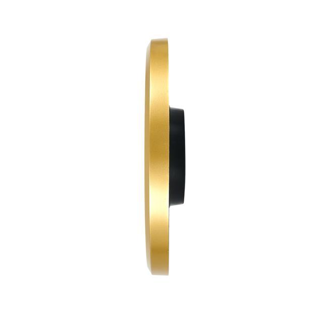 Galaxy Duvar Saati 78 Gold 35 cm