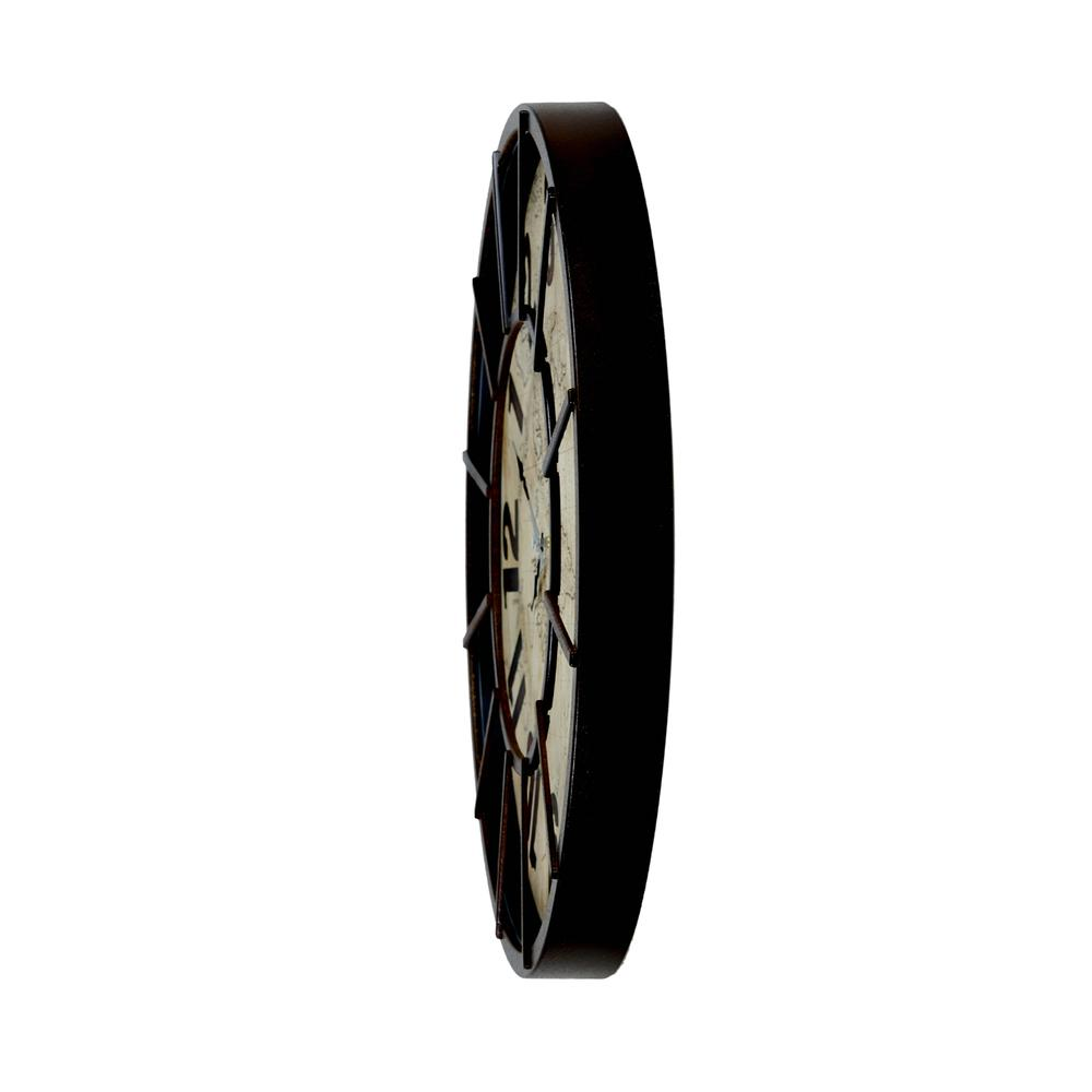 Galaxy Duvar Saati  742-3 50 cm