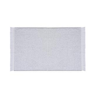 Nuvomon Alva Yüz Havlusu - Beyaz - 50x80 cm