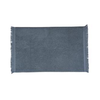 Nuvomon Alva Yüz Havlusu - Mavi - 50x80 cm