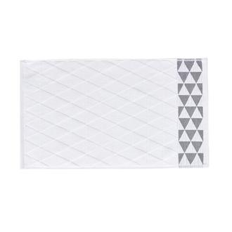 Nuvomon Merly El Havlusu - Beyaz - 30x50 cm