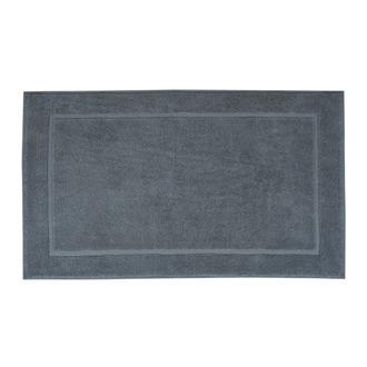 Nuvomon Frame Ayak Havlusu - Mavi - 50x80 cm