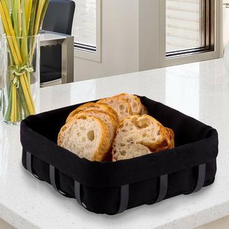 Tekno Ekmek Sepeti - Siyah