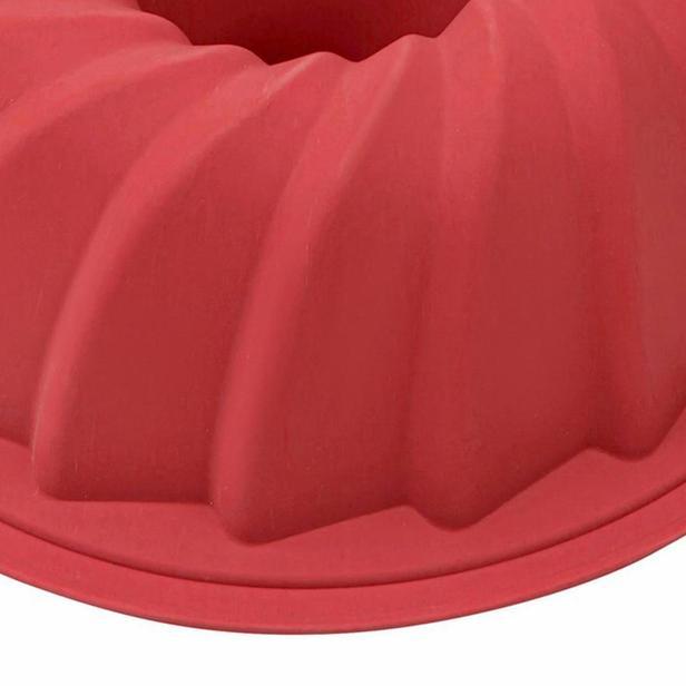 Silicolife Kek Kalıbı - Kırmızı