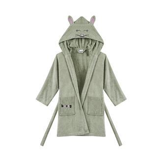 Nuvomon Bunny Kız Çocuk Bornoz - 6-8 Yaş