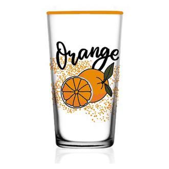 Mary Liz Wendy Orange Bardak - 570 ml