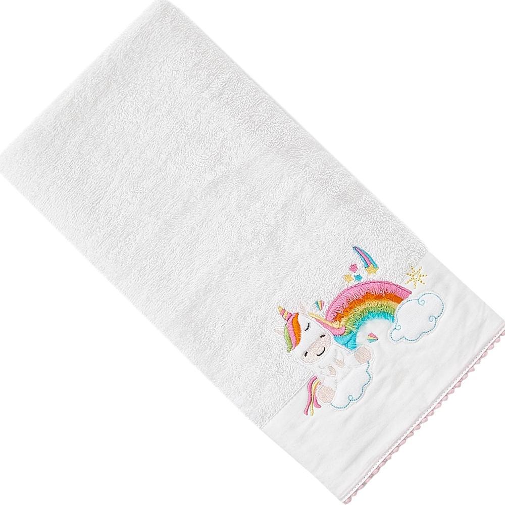 Nuvomon Baby Unicorn 2'li Çocuk Havlu Takımı