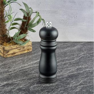 Tohana Ahşap Değirmen-Siyah/15 cm