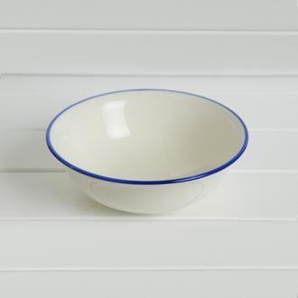 Tulu Porselen Blue Kase - 14 cm