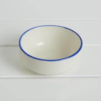 Tulu Porselen Joker Kase - Lacivert/8 cm