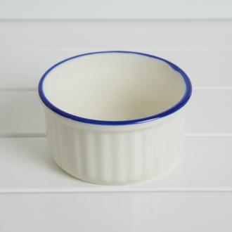 Tulu Porselen Sufle Kabı - 10 cm