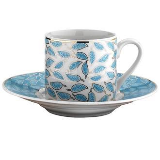 Kütahya Porselen 7491 Rüya 12 Parça Kahve Fincan Seti