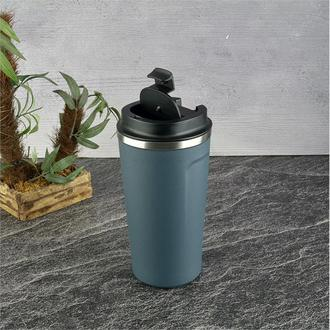 Tohana Çelik Termos-Mavi/500 ml