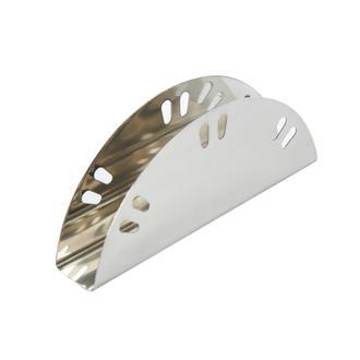 Excellent Houseware Çelik Peçetelik - Gri