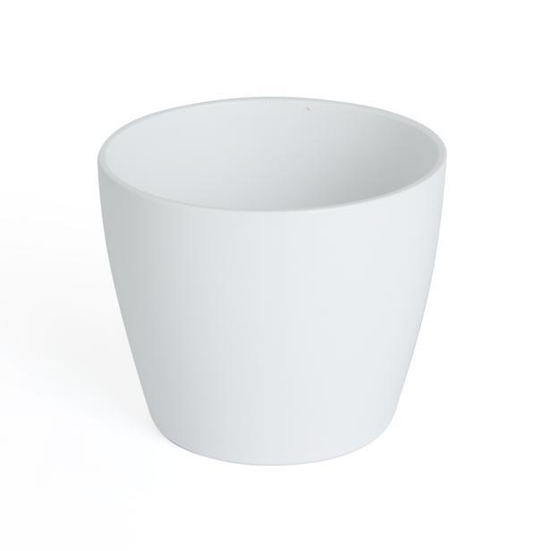 Simple Living Stonware Saksı - Asorti - 15 cm