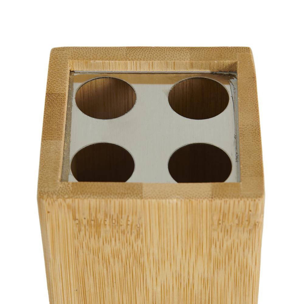 AquaLuna Bambu Diş Fırçalık - Bej