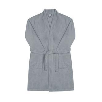 Nuvomon Kadın Kimono Bornoz - Mavi - L/XL