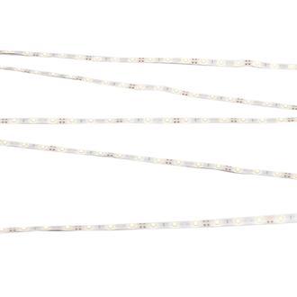 Tech-İsh Şerit Led 2,5 mt Dış Mekan Trafolu Set - Sıcak Beyaz (Gün ışığı)
