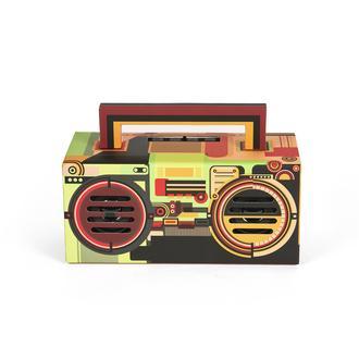 My Style Pop Art Bluetooth Hoparlör - 19,5x9 cm