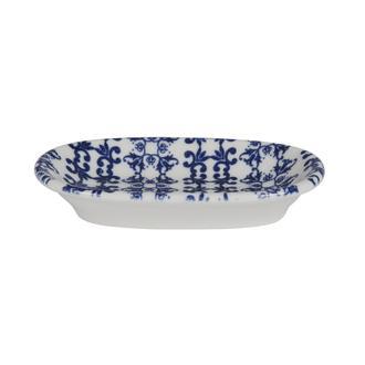 Tulu Porselen Ege Klasik Kayık Tabak-12 cm