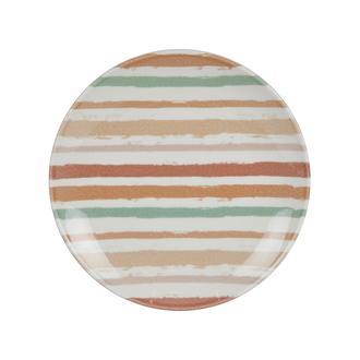 Tulu Porselen Bolero Servis Tabağı - 25 cm