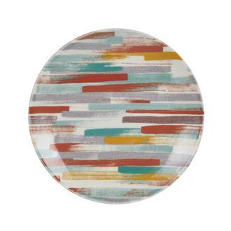 Tulu Porselen Baile TatlI Tabağı - 19 cm