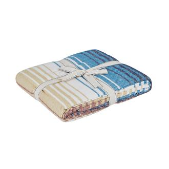 Nuvomon Striped Betty Çift Kişilik Skoç Pike - Renkli