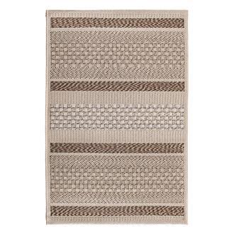 Giz Home Layton Dekoratıf Halı 100X150  Çızgılı 181D