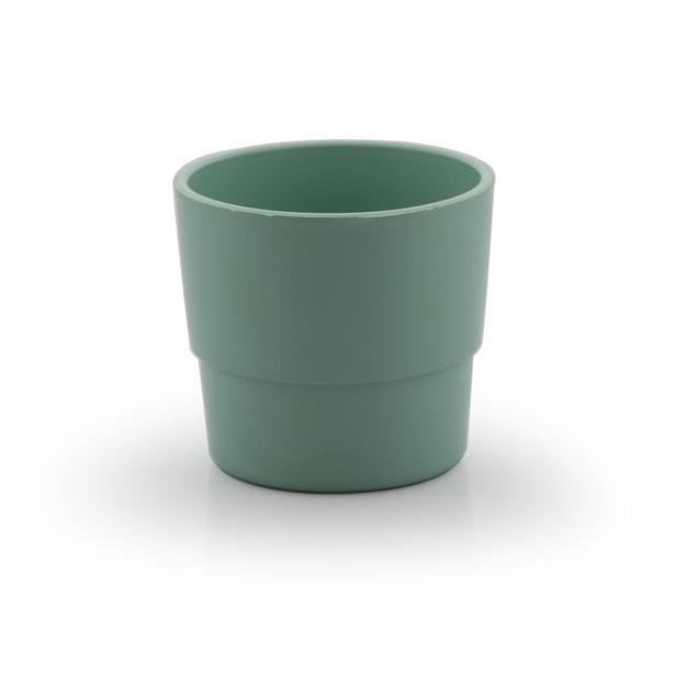 Viapot London Saksı - Yeşil - 1 lt