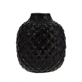 Ang Design Sera Vazo Siyah