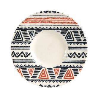 Tulu Porselen Arya Çay Tabağı - 13 cm