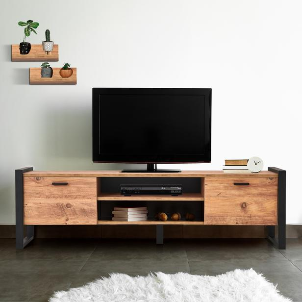 Just Home Trendy TV Ünitesi - Atlantik Çam