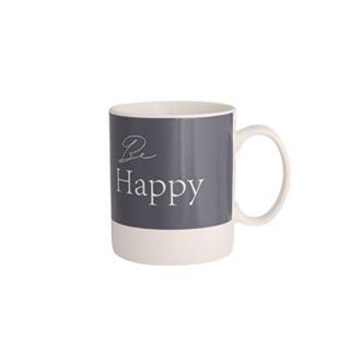 Porland Desna Happy Kupa - Mavi/435 ml