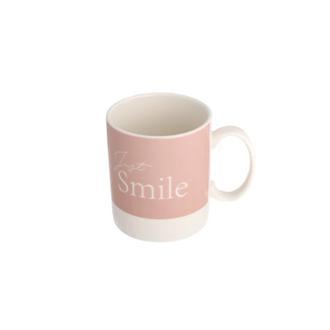 Porland Desna Smile Kupa - Pembe/435 ml