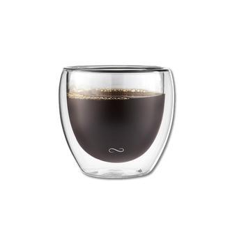 Nuo Enjoy Life Çift Camlı Espresso Bardağı - 150 ml