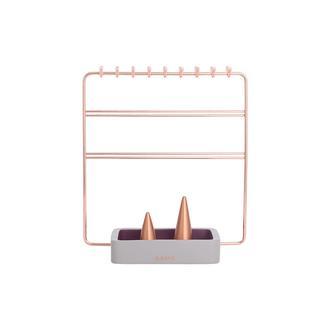 MiniMinti Rose Yüzük ve Takı Organizeri 24x21cm