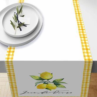Missia Home Bahar Limon Serisi Runner - 37x140 cm